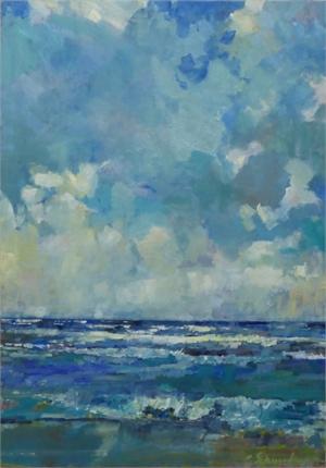 The Shoreline by Christopher Strunk