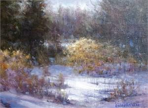 Winter Chamisa