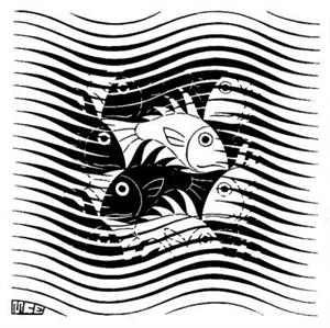 Fish and Waves, 1963