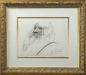 Homage A Leonard de Vinci VII/L (Leonard! Ha! Leonard!), 1978