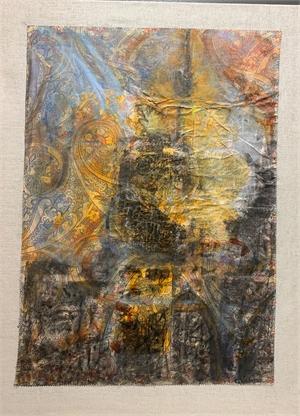 Notre Dame en Feu  by Lisa VanderHill