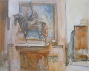 Equestrian Sculpture (No. 1), 2011