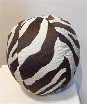 Ball Throw Pillow - Medium, 2019