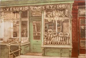 Vesuvio Bakery (2nd State) 63/100 by Grace Bentley-Scheck