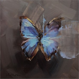 The Blue Morpho, 2018