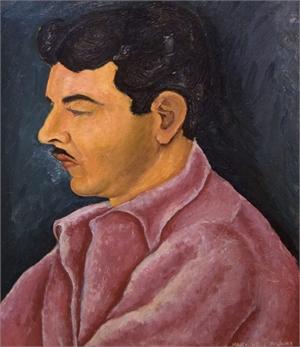 Portrait of Harry Lawrence , c. 1930s