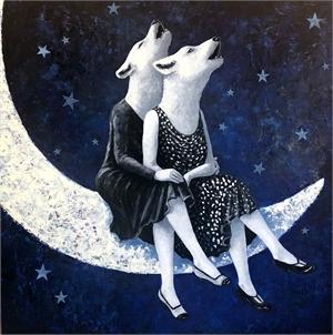 Moon Singers by Kimberly Wheaton