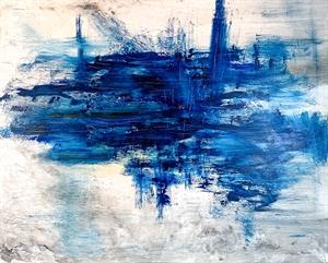 Splash of Blue, 2020