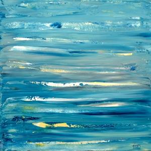 Oceans 41 by Anita Lewis