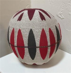 Ball Throw Pillow, 2019