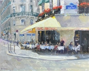 Cafe' Brasserie, 2020