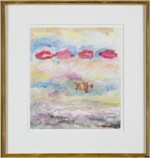 Four Kisses on a Passionate Sea, 1997