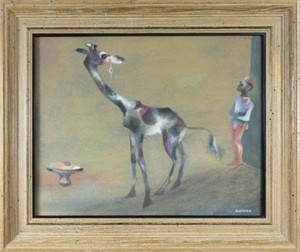 The Giraffe, 1956