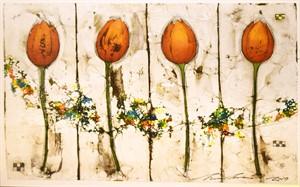 4 Tulips #3