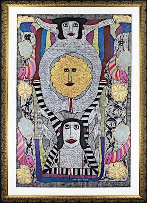 Sun Totem, 1993