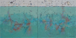 Drawing Conclusions (diptych)
