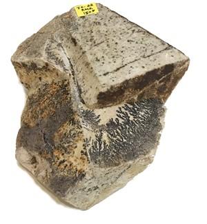 Rock Pedestal - Manganese Dendrite - JO#22