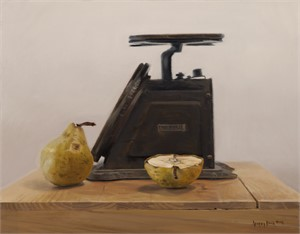 Pears and Scale