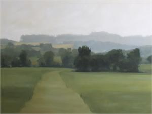 Distant Path by Megan Lightell