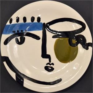 Plate, 2015