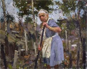 Nonna's Garden