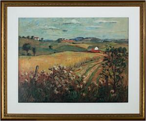 Farm Landscape, 2010