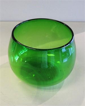 Bowl- open green