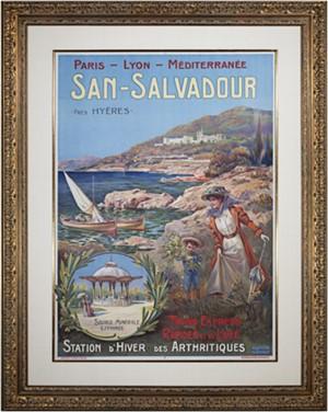 San-Salvadour: Station d'Hiver des Arthritiques, c. 1898