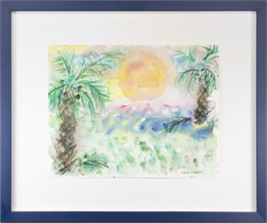 Florida Gulf Coast - Sanibel Island Sunset, 2004