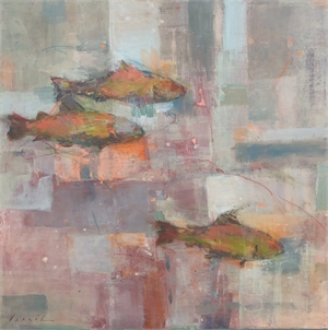 Upstream by Mary Miller Veazie