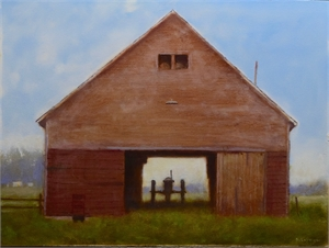 Barn Series: Put Out to Pasture