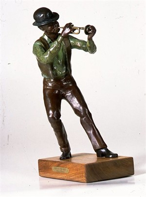 Blues in the Night Statue - S (1/25)