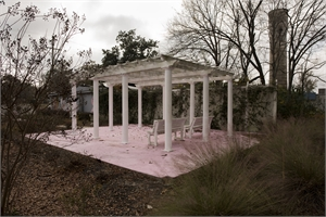 Pergola, Allendale, South Carolina  by Forest McMullin