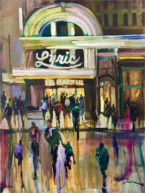 Birmingham's Jewel - The Lyric Theater