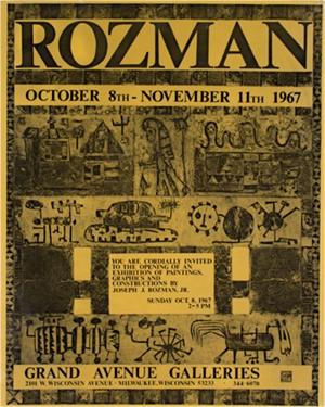 Rozman Poster, 1967