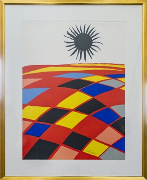 Soleil Noir (32/75), 1970