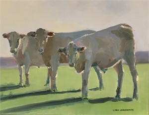 Larry, Curly & Moo, 2017