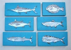 Fish Plaque(s) 2