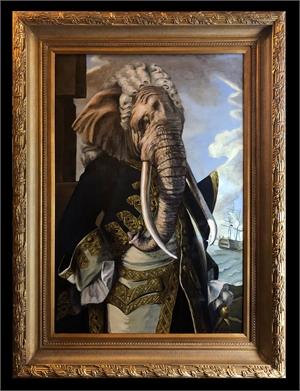 Admiral Elephant, 2019