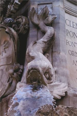 Fontana della Rotunda #1, Italy, 2005