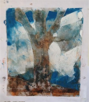 Untitled Tree # 1 by Larry Welo