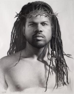 Black Jesus #3, 2020