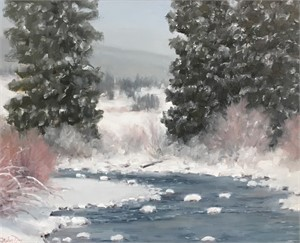 A Winter Day, 2017