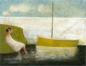 Arianna [Ariadne] by David Brayne R.W.S.