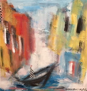 Venice Abstract II