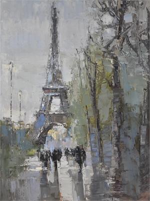 Friday in Paris