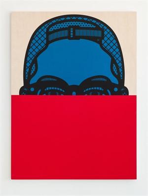 Adam (Red & Blue), 2015
