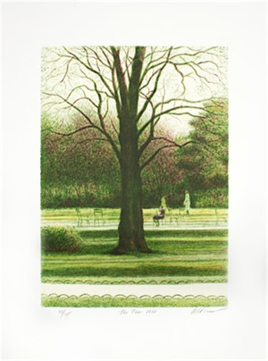 The Tree by Harold Altman