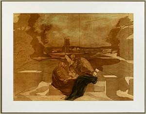 Nicolas Poussin, Homage (37/180), 1976