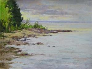 White Fish Dunes Park by Jill Stefani Wagner PSA-MP IAPS/MC